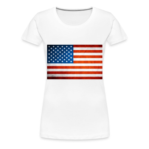 US - Women's Premium T-Shirt