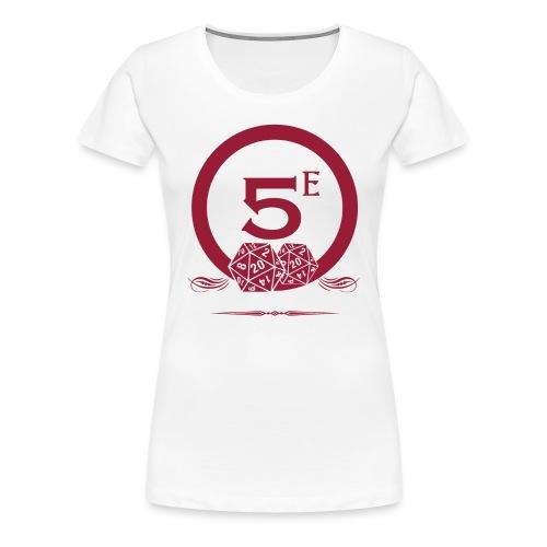 Roll A Pair - Women's Premium T-Shirt