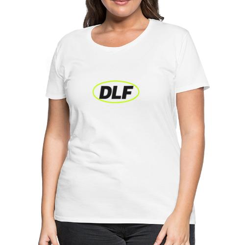 The Black Classic - Women's Premium T-Shirt