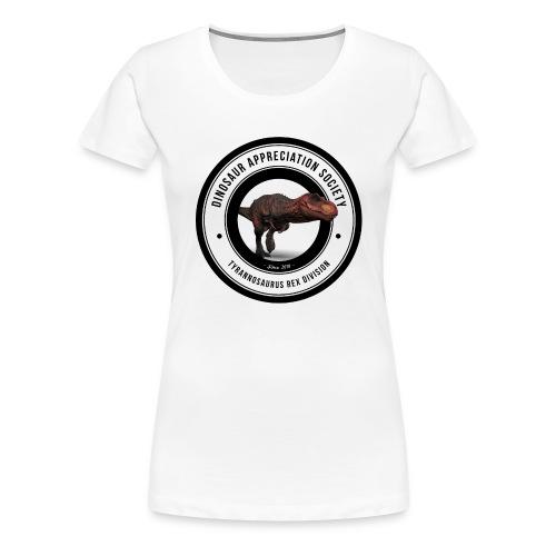 DAS TRex png - Women's Premium T-Shirt