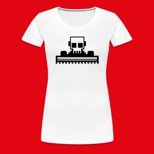 Drescher und Wemmser - Standkabine - Women's Premium T-Shirt
