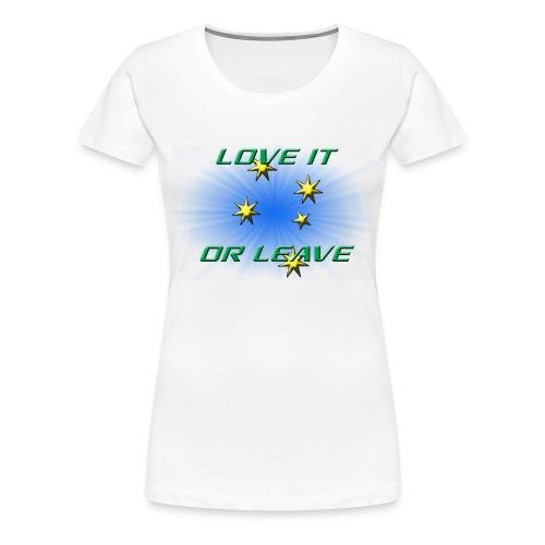 OZDAY SHIRT png - Women's Premium T-Shirt