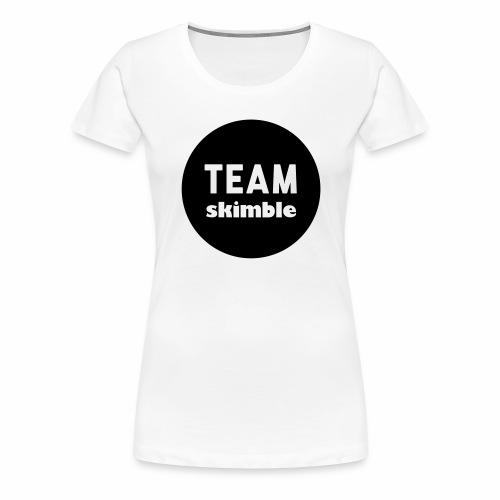 Team Skimble - Women's Premium T-Shirt