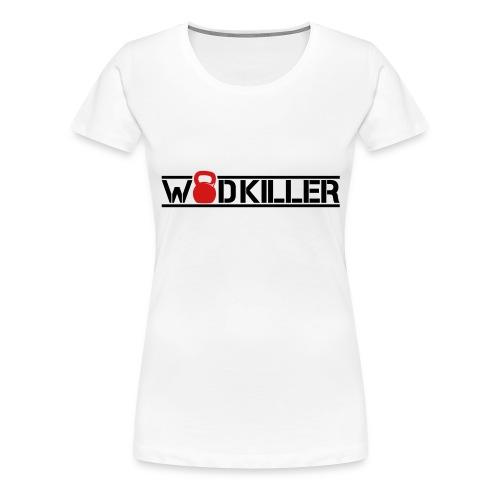 WOD - Women's Premium T-Shirt