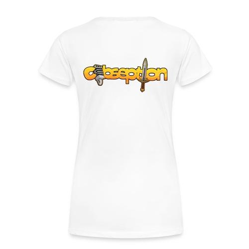 CIBLOGO png - Women's Premium T-Shirt