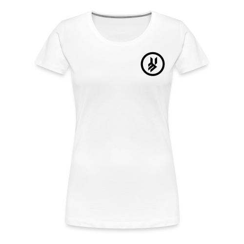 KFX50 logo4 blk - Women's Premium T-Shirt