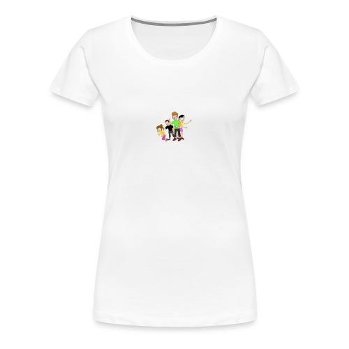 Lost The Plot Merch - Women's Premium T-Shirt