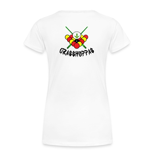 Grasshoppas - Women's Premium T-Shirt