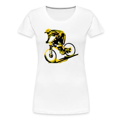 DH Freak - Mountain Bike Hoodie - Women's Premium T-Shirt