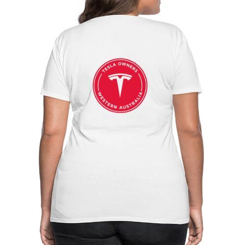 TOCWA Logo - Women's Premium T-Shirt