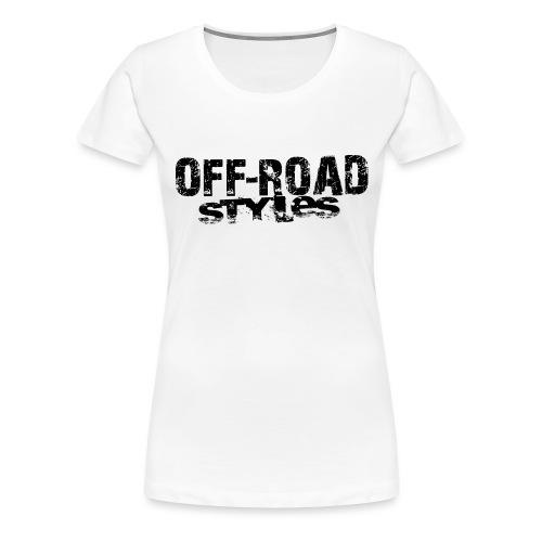 Remember Motocross Long Sleeve Shirts - Women's Premium T-Shirt