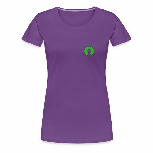 OSI Keyhole Logo - Women's Premium T-Shirt