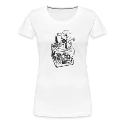 Filmers jar - Women's Premium T-Shirt