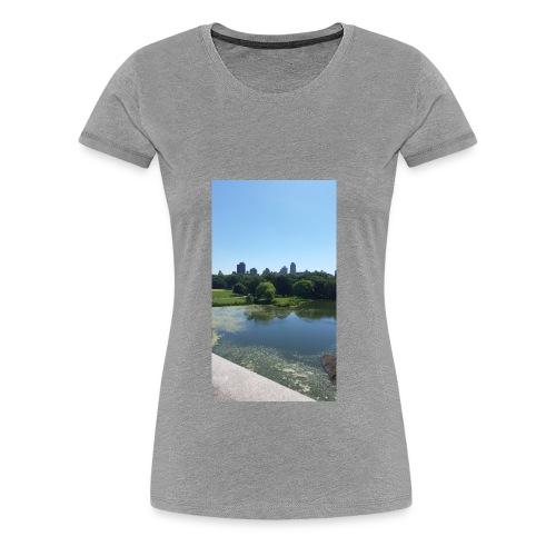 New York scenery - Women's Premium T-Shirt