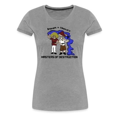 Masters of Destruction - Women's Premium T-Shirt