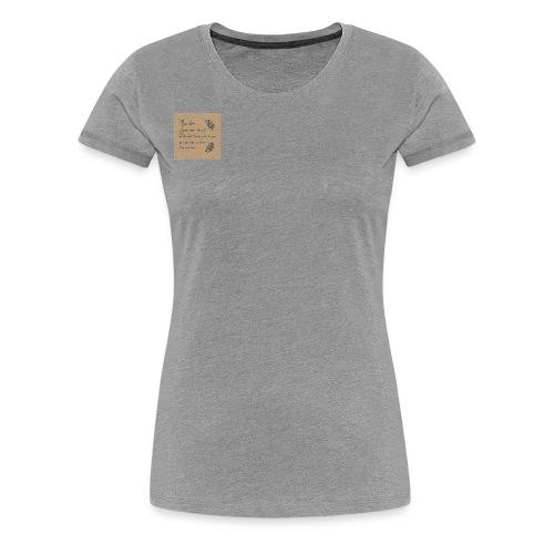 FAMILY - Women's Premium T-Shirt