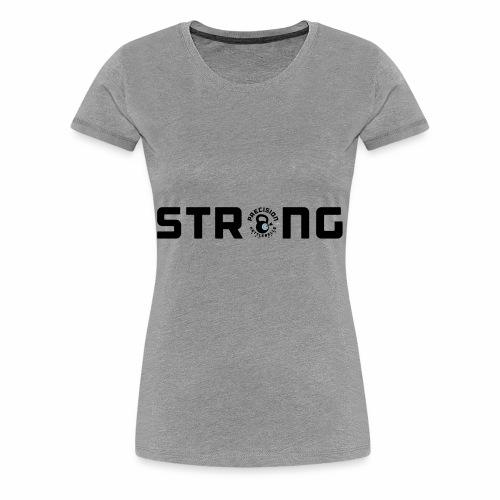PK Strong - Women's Premium T-Shirt