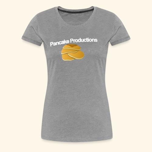 Pancake Productions Shirts - Women's Premium T-Shirt