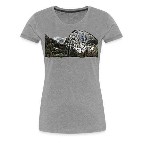 Cochamó - Patagonia - Chile - Women's Premium T-Shirt