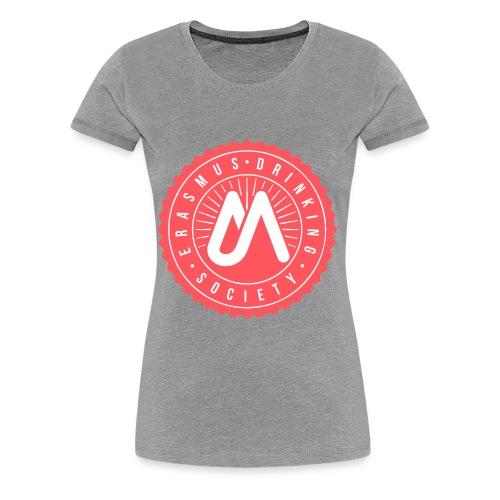 Erasmus Drinking Society - Women's Premium T-Shirt