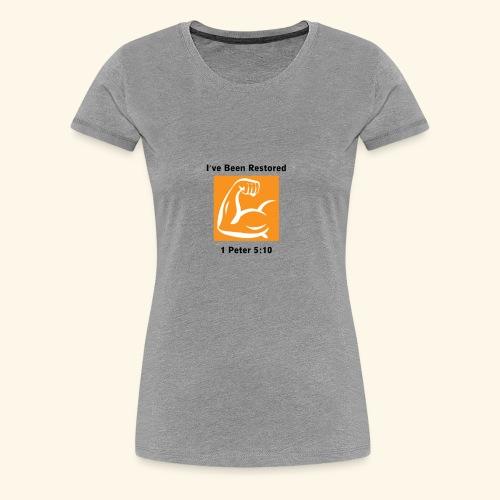 Restored - Women's Premium T-Shirt