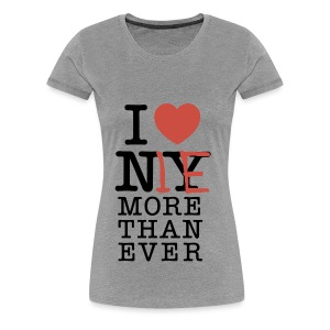 I love Me - Women's Premium T-Shirt
