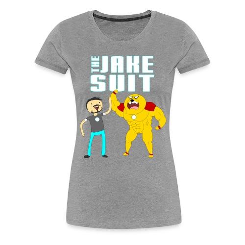 The Jake Suit - Women's Premium T-Shirt