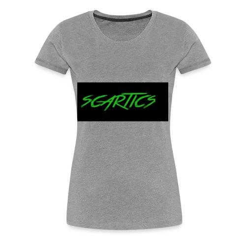 scartics - Women's Premium T-Shirt