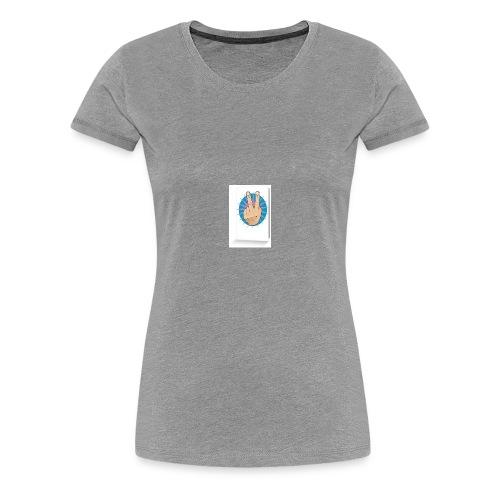 papergc 441x415 w ffffff 2u2 - Women's Premium T-Shirt