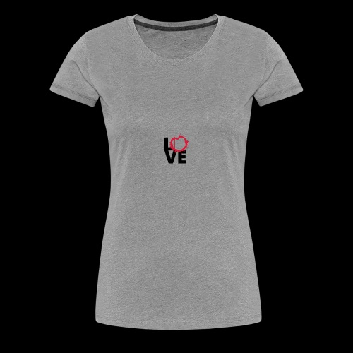 Love T-shirts - Women's Premium T-Shirt