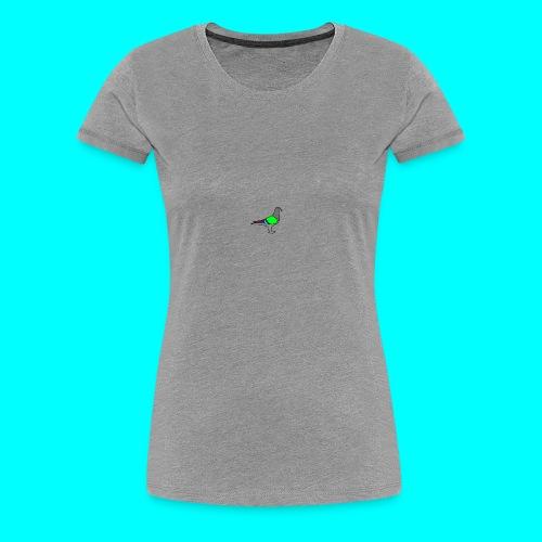 Pigeon - Women's Premium T-Shirt