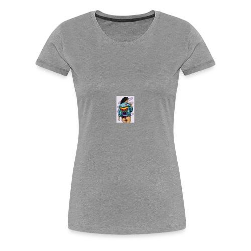 Indi babe - Women's Premium T-Shirt