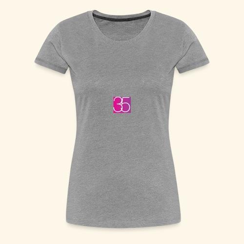 123...... - Women's Premium T-Shirt