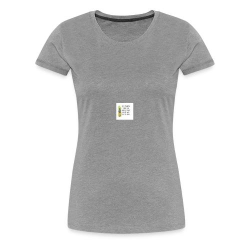 Beauty Quotes - Women's Premium T-Shirt