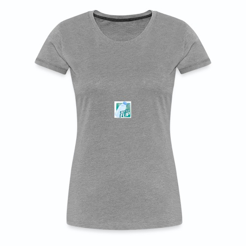 bottle flip merch - Women's Premium T-Shirt
