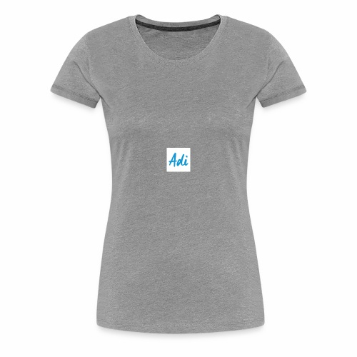 LogoSample ByTailorBrands - Women's Premium T-Shirt