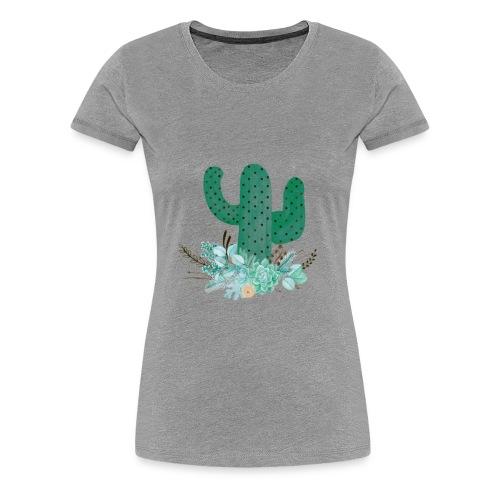 cactus partyII - Women's Premium T-Shirt