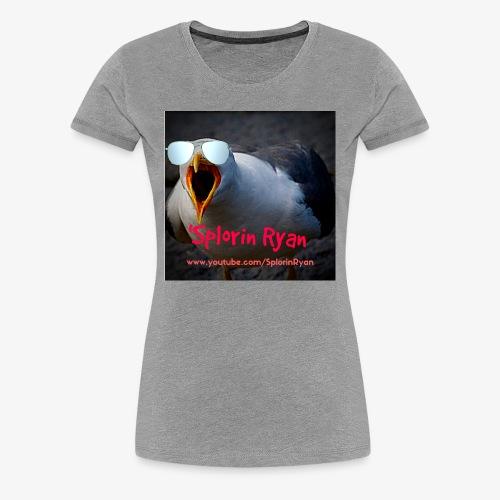 That Darn Seagull - Women's Premium T-Shirt