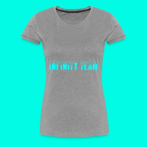 INFINITY Team official Sub squad merch - Women's Premium T-Shirt