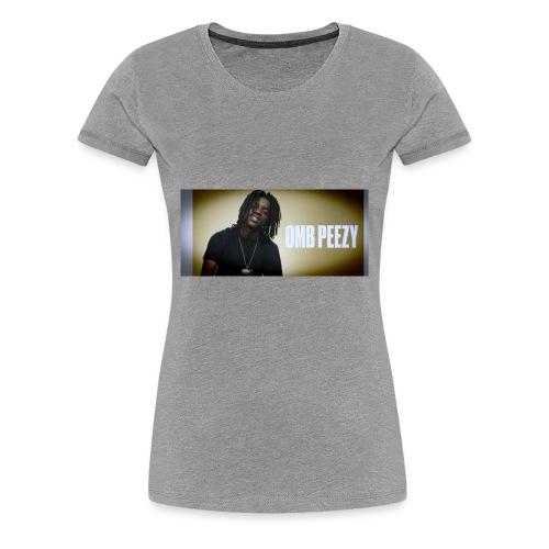Omb pezzy - Women's Premium T-Shirt