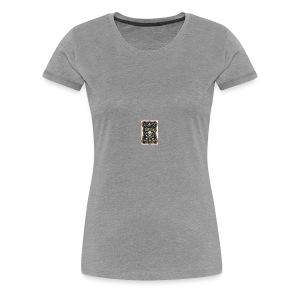 posion label 2 - Women's Premium T-Shirt