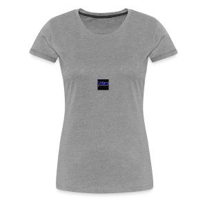 Focus Steel Hoodie - Women's Premium T-Shirt