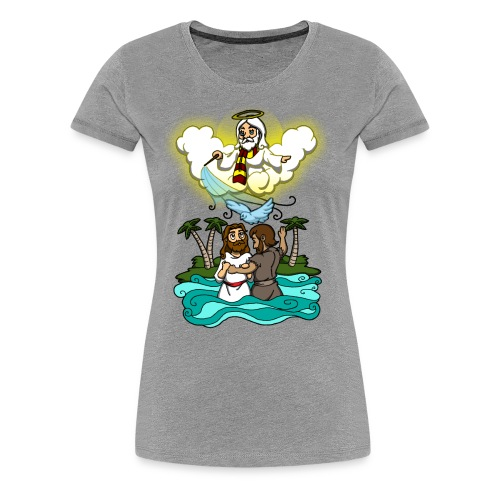 Like a Dove - Women's Premium T-Shirt