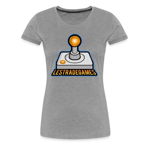 Lestrade Games - Women's Premium T-Shirt