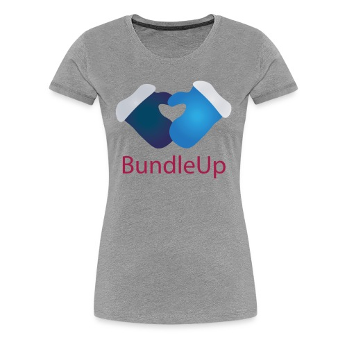 BundleUp - Women's Premium T-Shirt