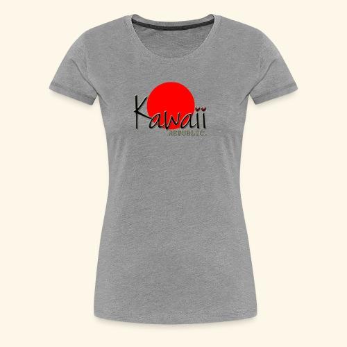 Kawaii Republic Women - Women's Premium T-Shirt