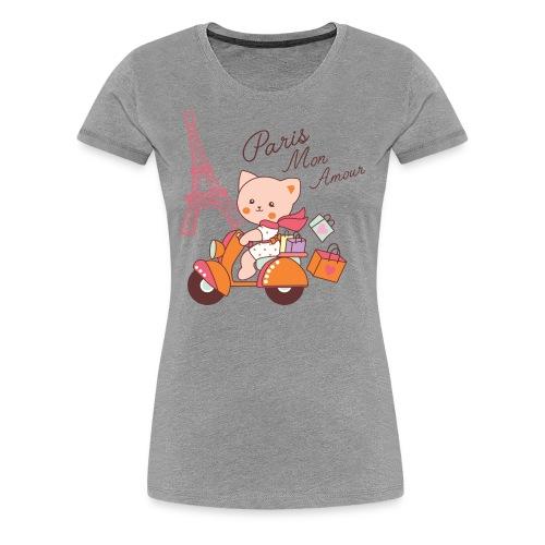baby paris mon amour - Women's Premium T-Shirt