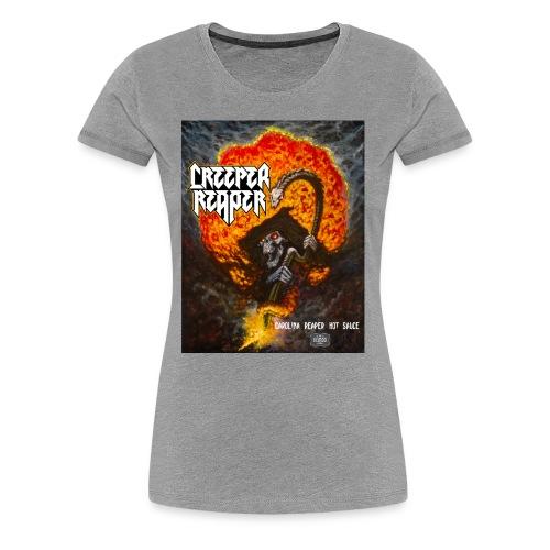 Creeper Reaper Hot Sauce attire - Women's Premium T-Shirt