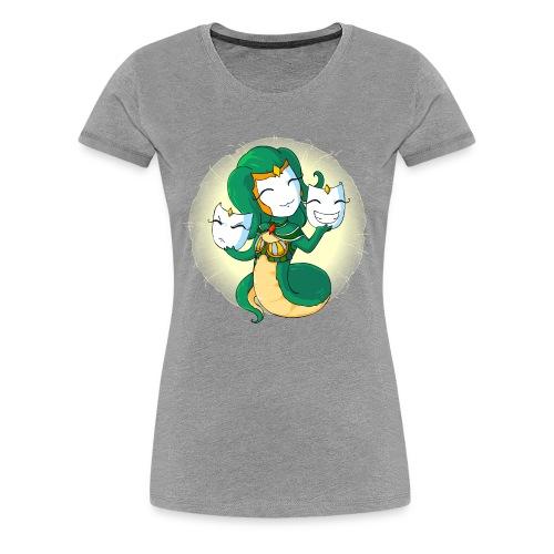 Medusa - Women's Premium T-Shirt