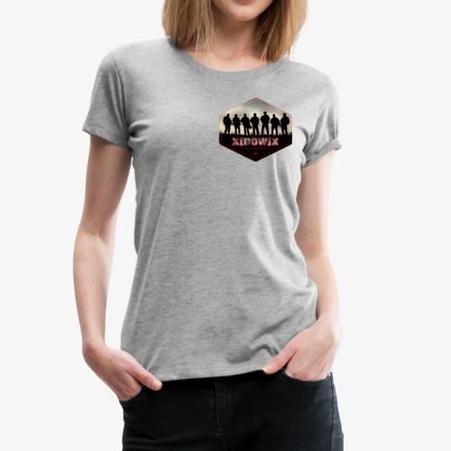 Third Line BoW - Women's Premium T-Shirt
